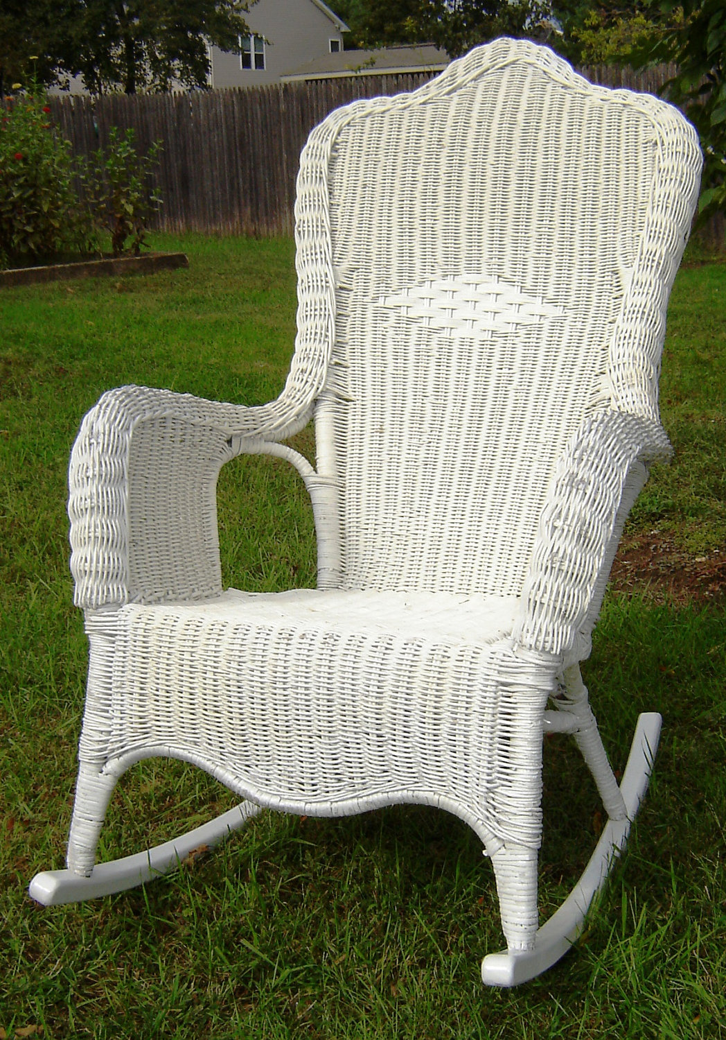 white wicker chair il fullxfull