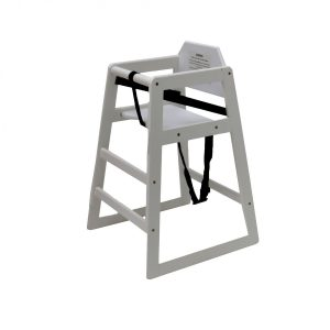 white wooden high chair kids wooden high chair white