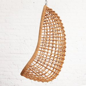 wicker egg chair strattanegg l