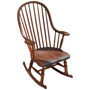 windsor rocking chair z