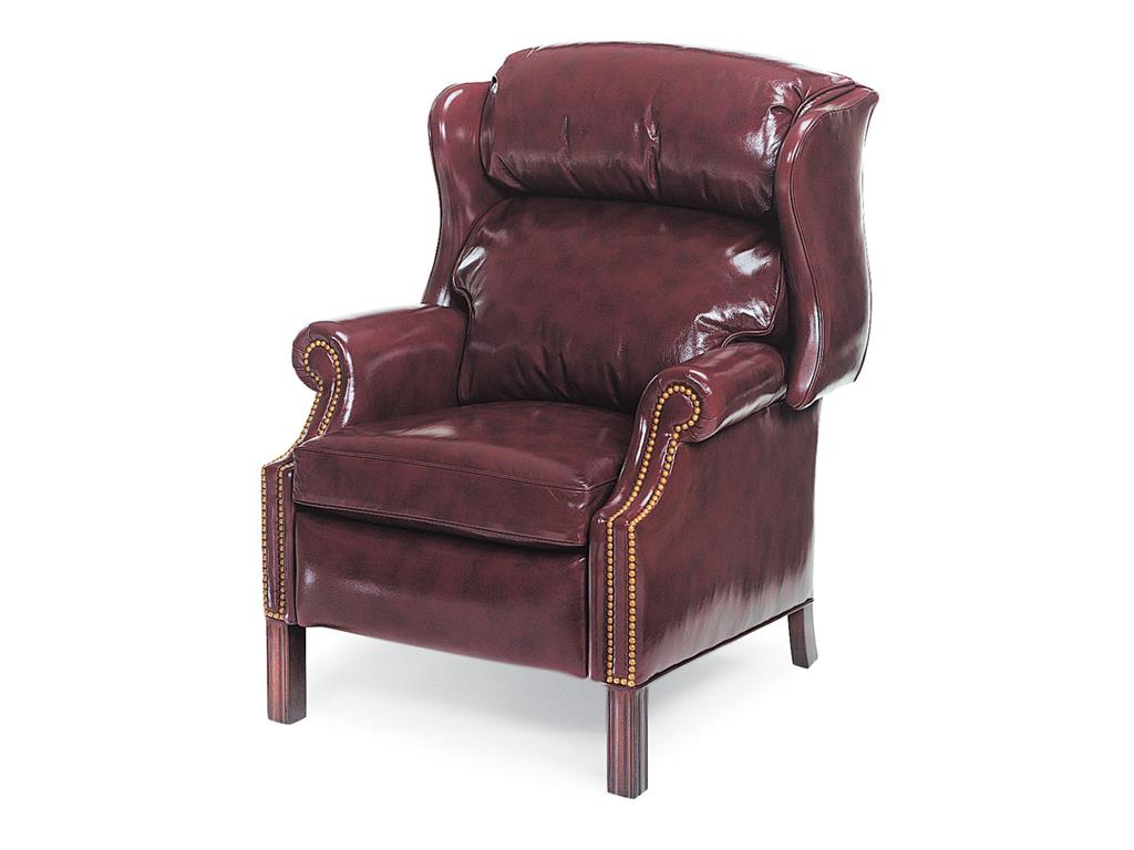 wing chair recliner pr woodbridge pr hr