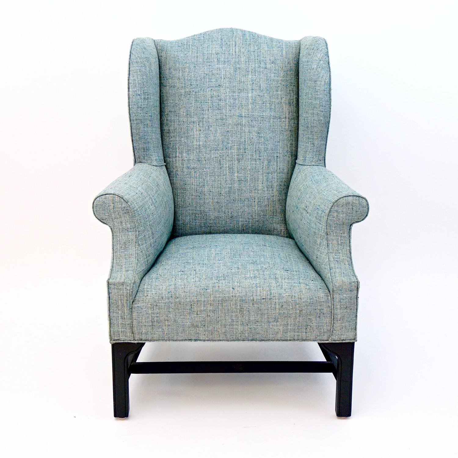 wingback chair for sale