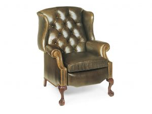 wingback chair recliner sterling mt hr