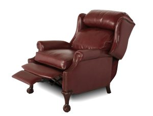 wingback chair recliner p chm angled c