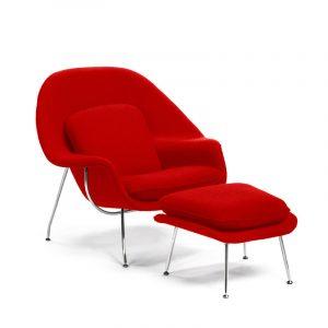 womb chair replica eero saarinen womb lounge chair ottoman