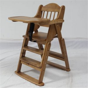 wood high chair for baby folding wooden baby highchair high chair reclining booster seat recliner foldable