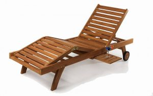 wood lounge chair chaise lounge large