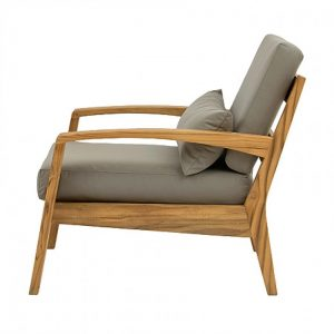 wood lounge chair simple wooden lounge chair design
