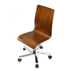 wooden office chair armless ergonomic wooden office chair