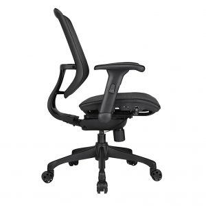 work pro chair workpro outlet series mid back mesh task chair black