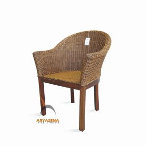 woven leather dining chair wicker modern dining chairs xqegodib