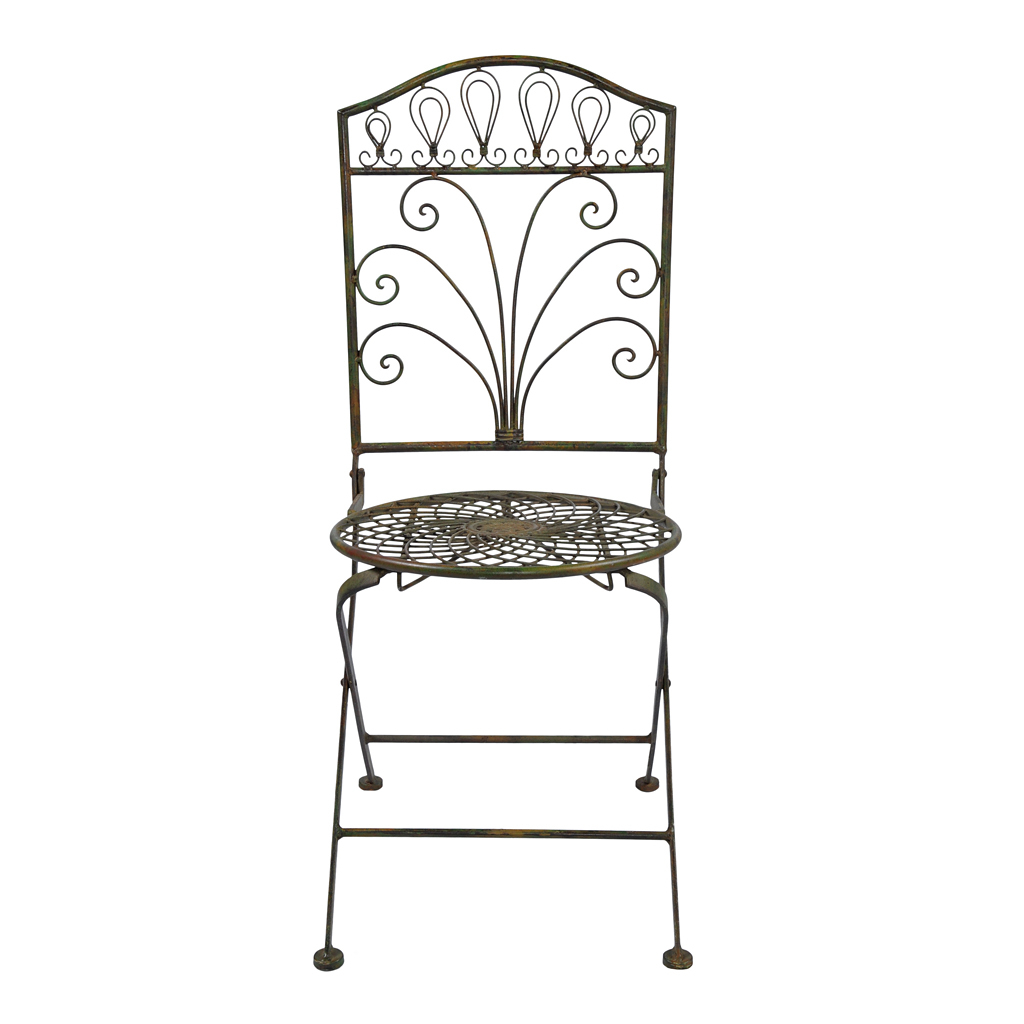 wrought iron chair furniture hire and rental epic empire wrought iron chair natural iron front