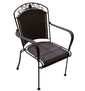 wrought iron chair wrought iron chairs designs ()