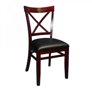 x back chair rp s