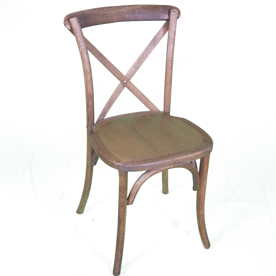 x back chair