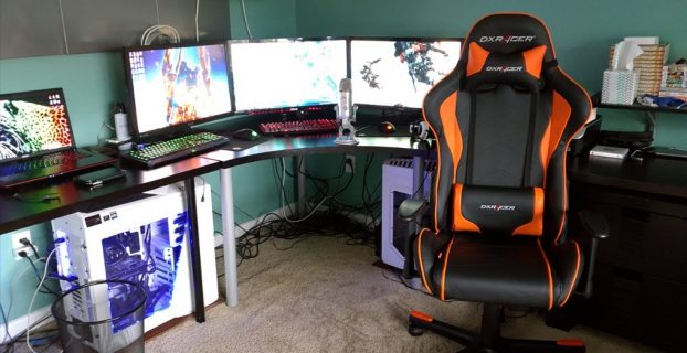 xbox gaming chair image
